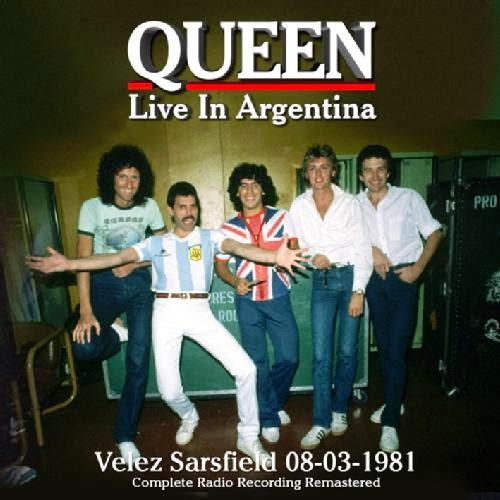 Queen y Maradona