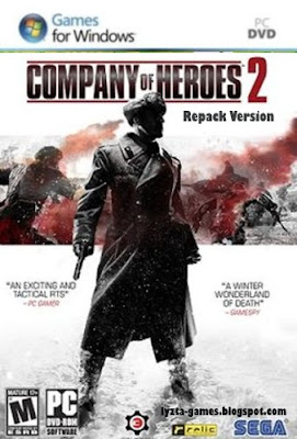 Company of Heroes 2 (Repack) PC Cover