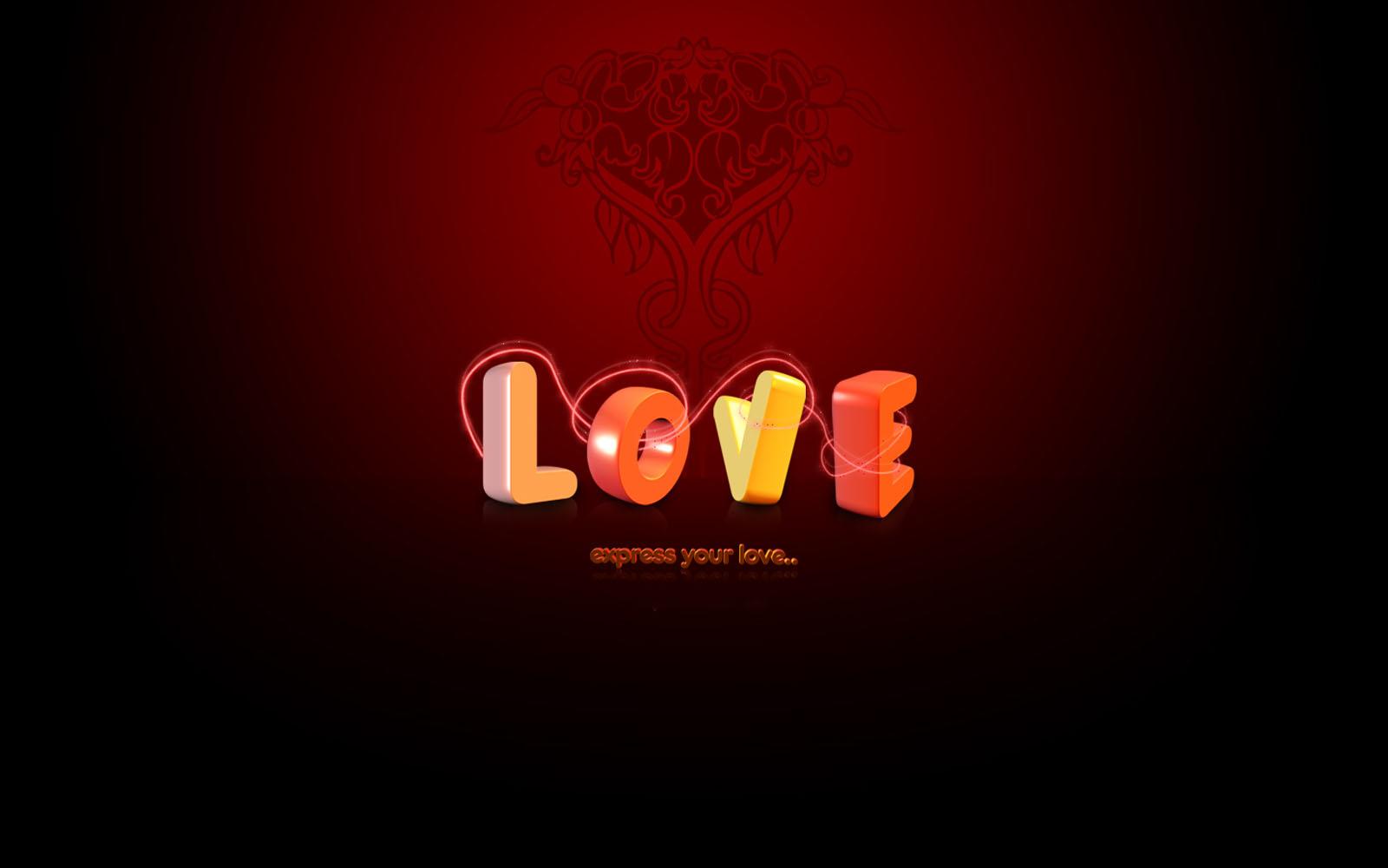 Love Wallpapers Desktop