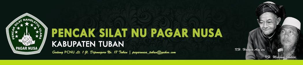 Pagar Nusa Cabang Tuban