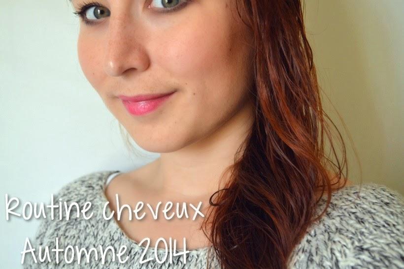 blog beauté routine cheveux