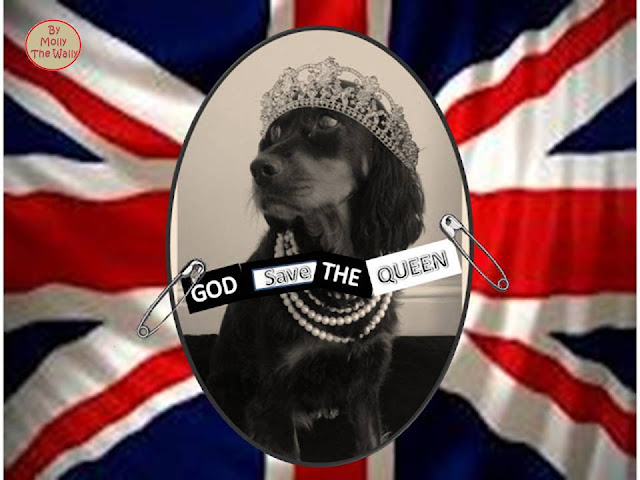 Molly The Wally God Save The Queen!