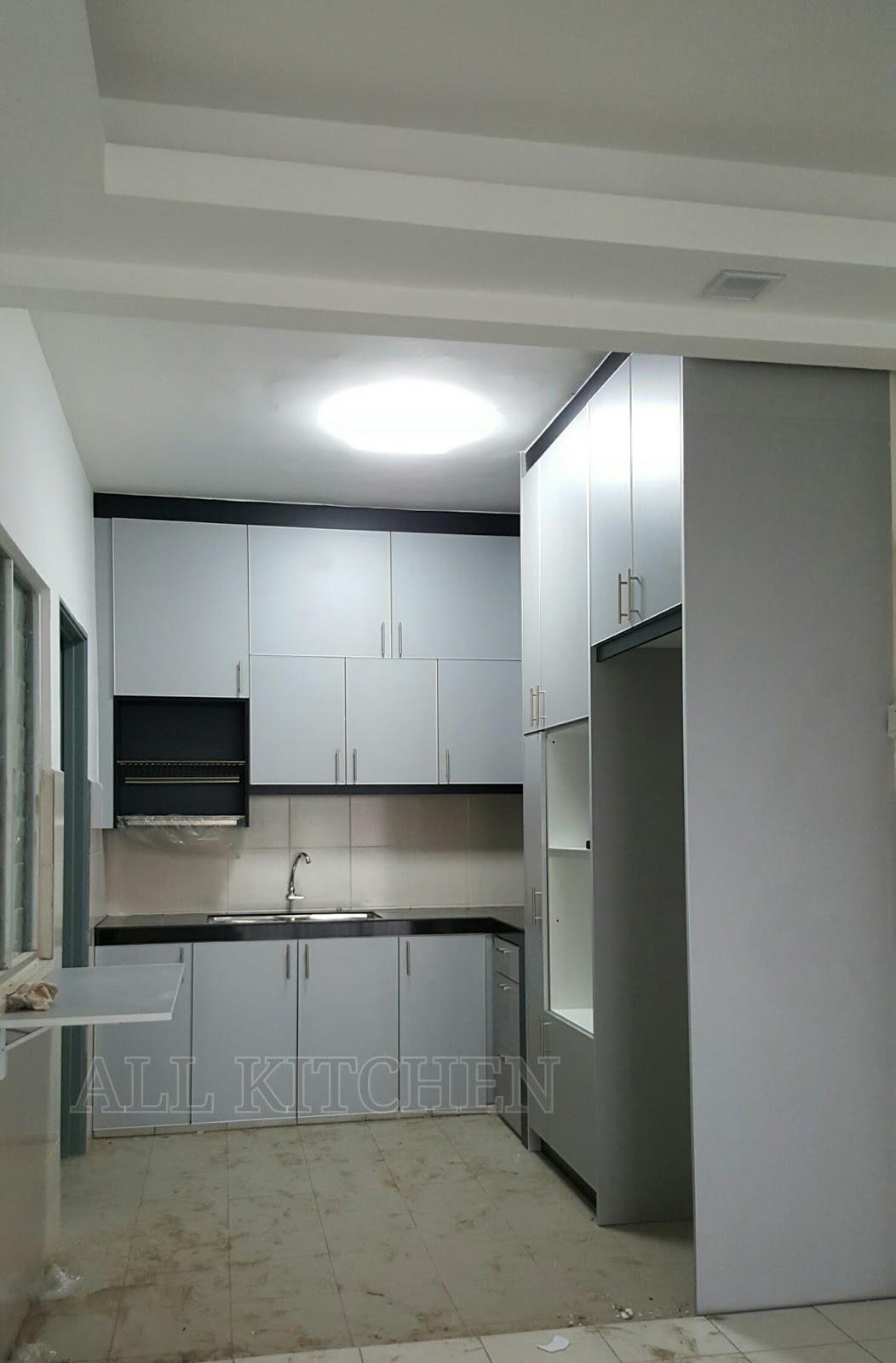 ALL KITCHEN KABINET DAPUR: Kitchen Cabinet Rumah Prima 1 Malaysia