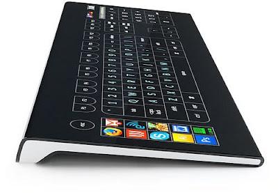 Сенсорные клавиатуры