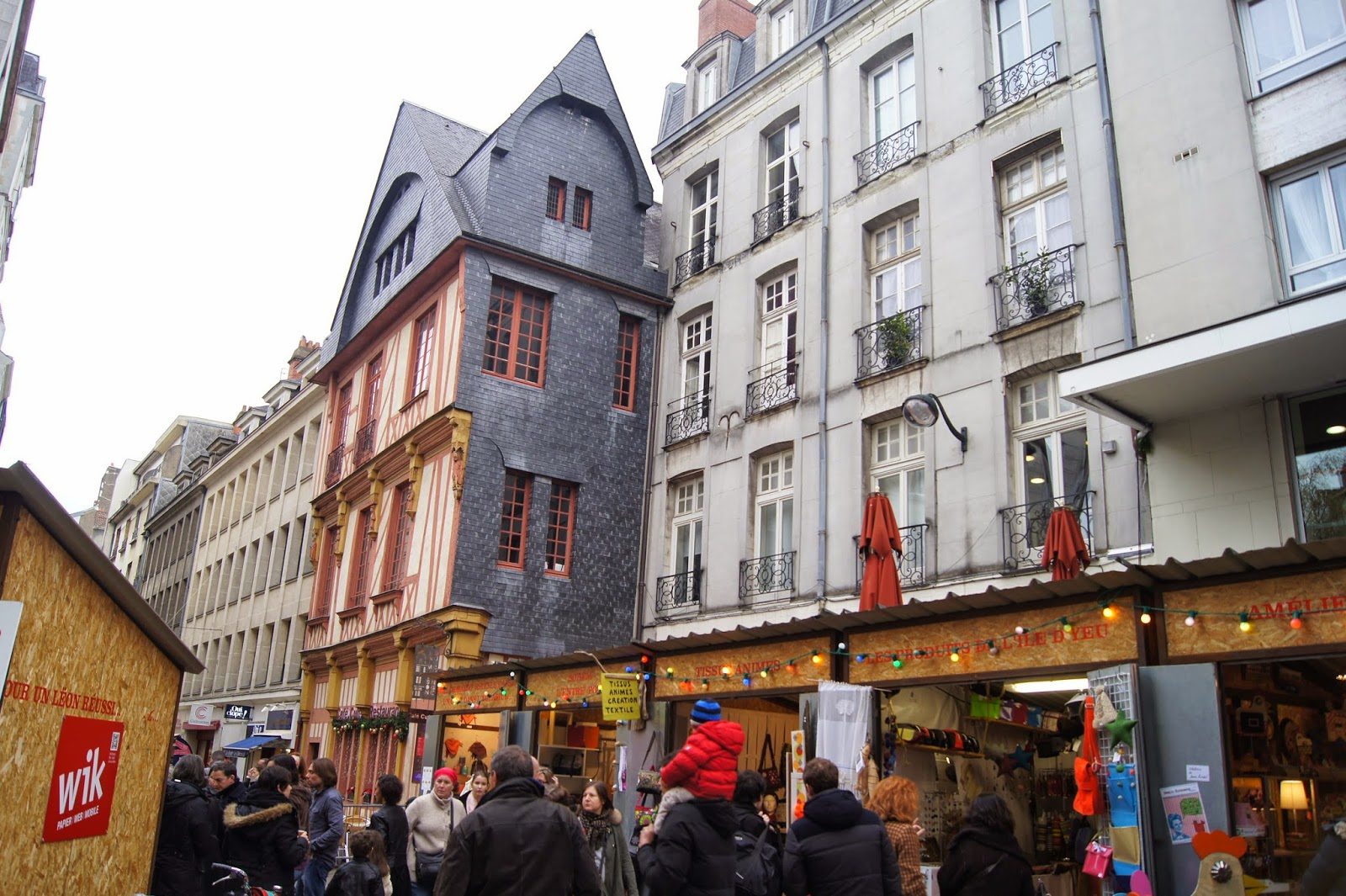 marché de Léon nantes