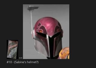 PT/Clone Wars/Rebels/OT etc references in ST.... SBINE