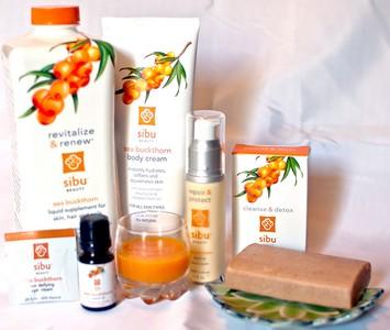 Amostra Gratis de produtos de beleza da Sibu Beauty