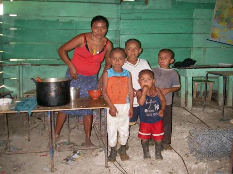 La petite famille de Santiago