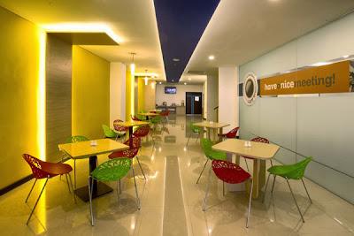Restoran di Zodiak Hotel @Paskal Bandung