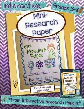 Hooks for research papers