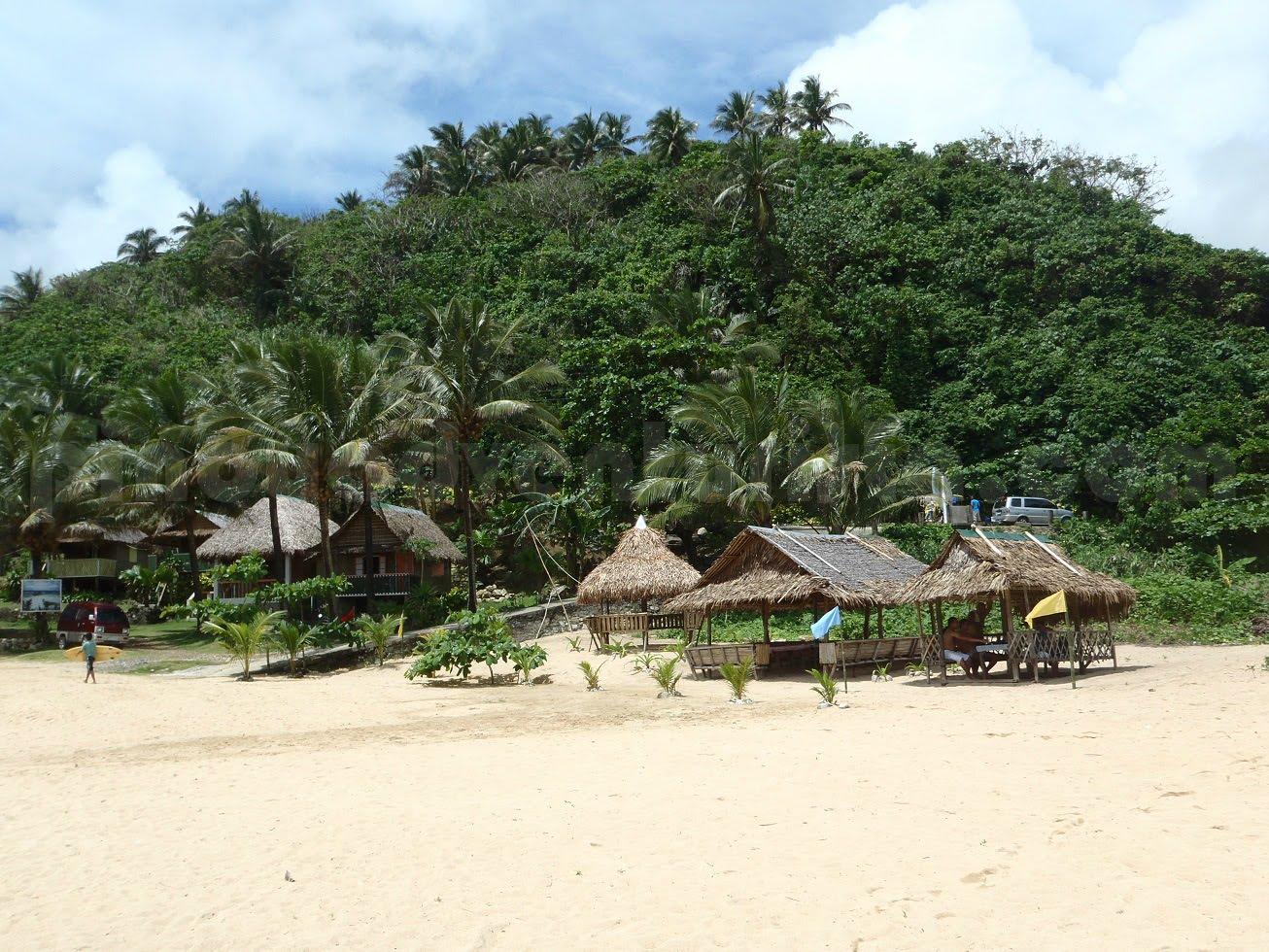 Beach Nipa Hut Nipa Hut Cottage Rental Along