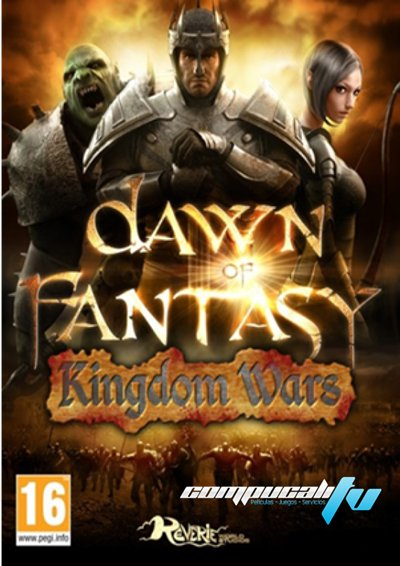 Dawn of Fantasy Kingdom Wars PC Full Español PROPHET
