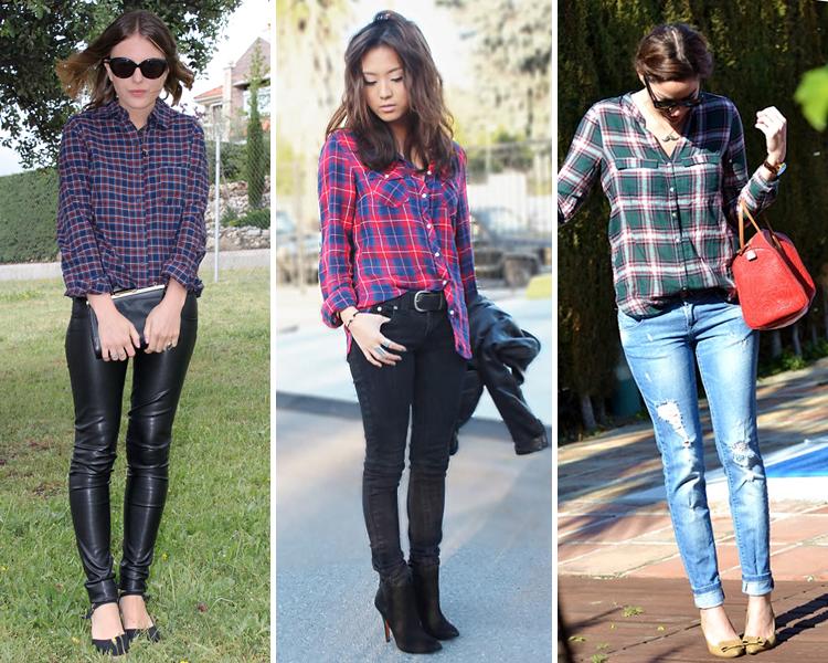 imagenes de camisas de cuadro para mujeres - imagenes de camisas | Camisas y Blusas Compra lo último online H&M