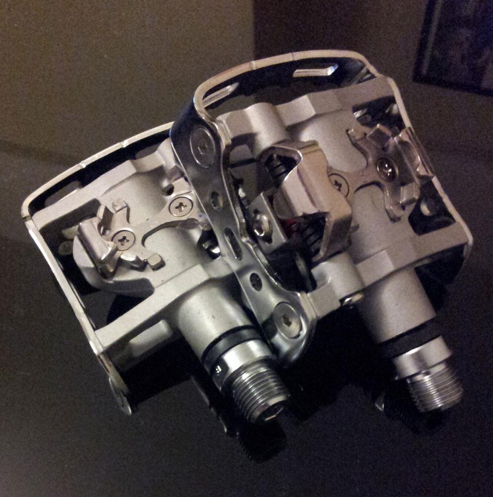 Shimano M324 pedal