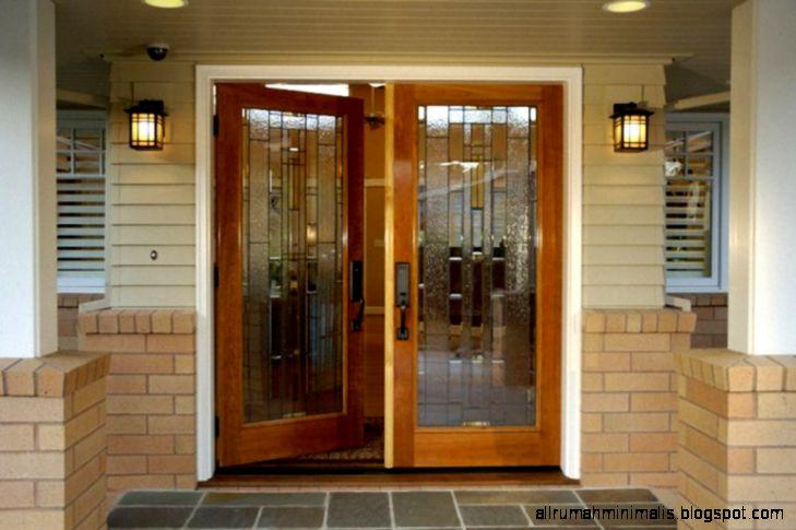 11 Model Pintu Utama Rumah Yang Indah   DesainIC
