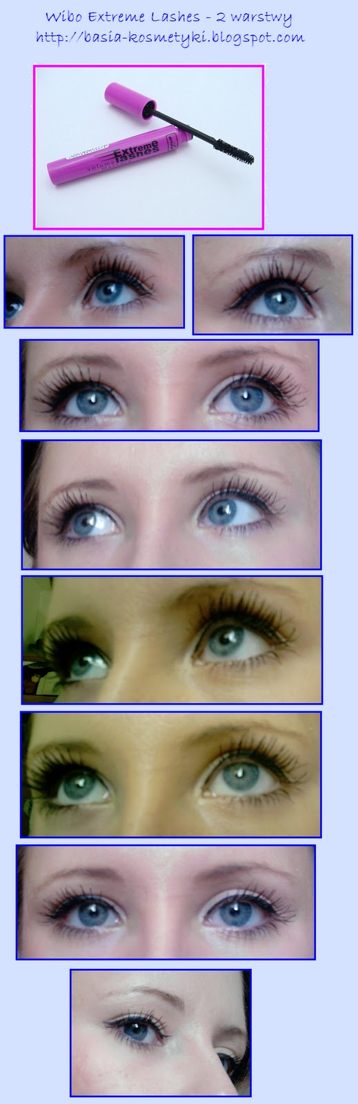 Wibo, Extreme Lashes Volume Mascara