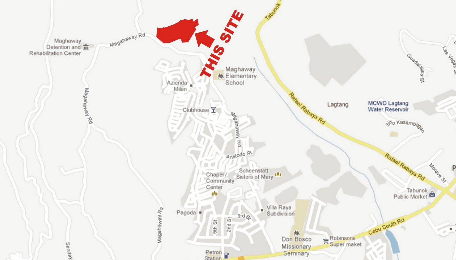Nicebalay For Sale Cheap House And Lot Single Detached In San Jose Maria Village In Maghaway