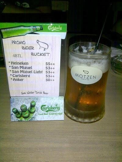 Motzen Bar
