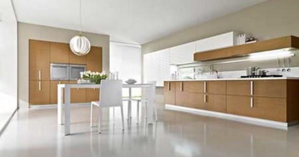Dise os de gabinetes para una cocina moderna cocinas for Una cocina moderna