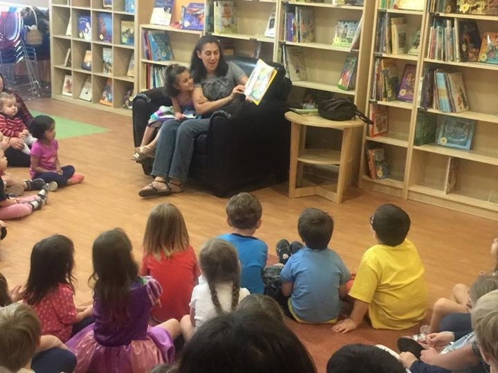 Classroom Read Aloud 1