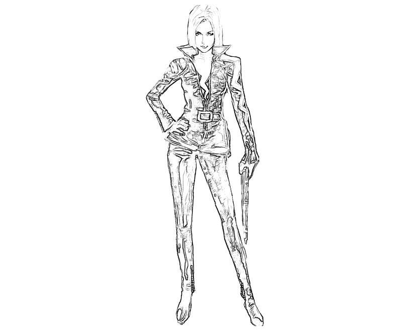 printable-marvel-vs-capcom-trish-armored_coloring-pages