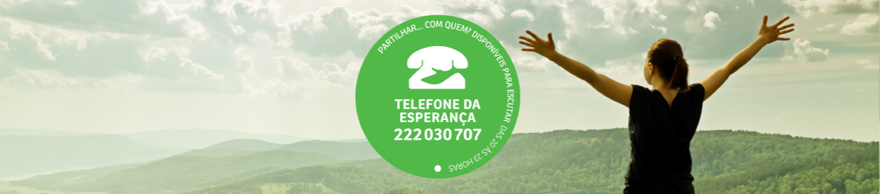 Telefone da Esperança Portugal