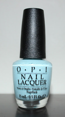 OPI Gelato on My Mind Bottle Shot