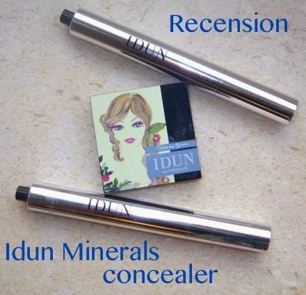 idun minerals concealer