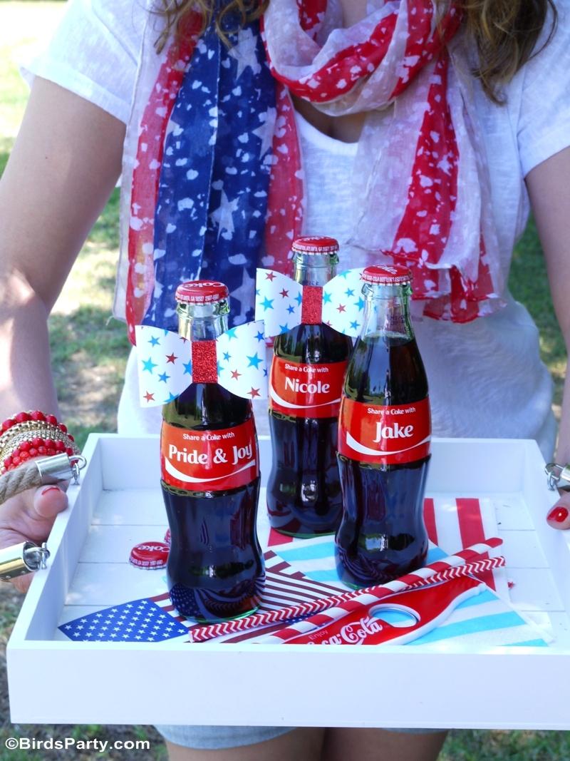 Idées Party en Bleu, Blanc et Rouge pour le 14 Juillet