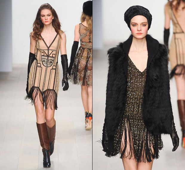 Interpreting Narrative The Great Gatsby Contemporary Fashion Trends