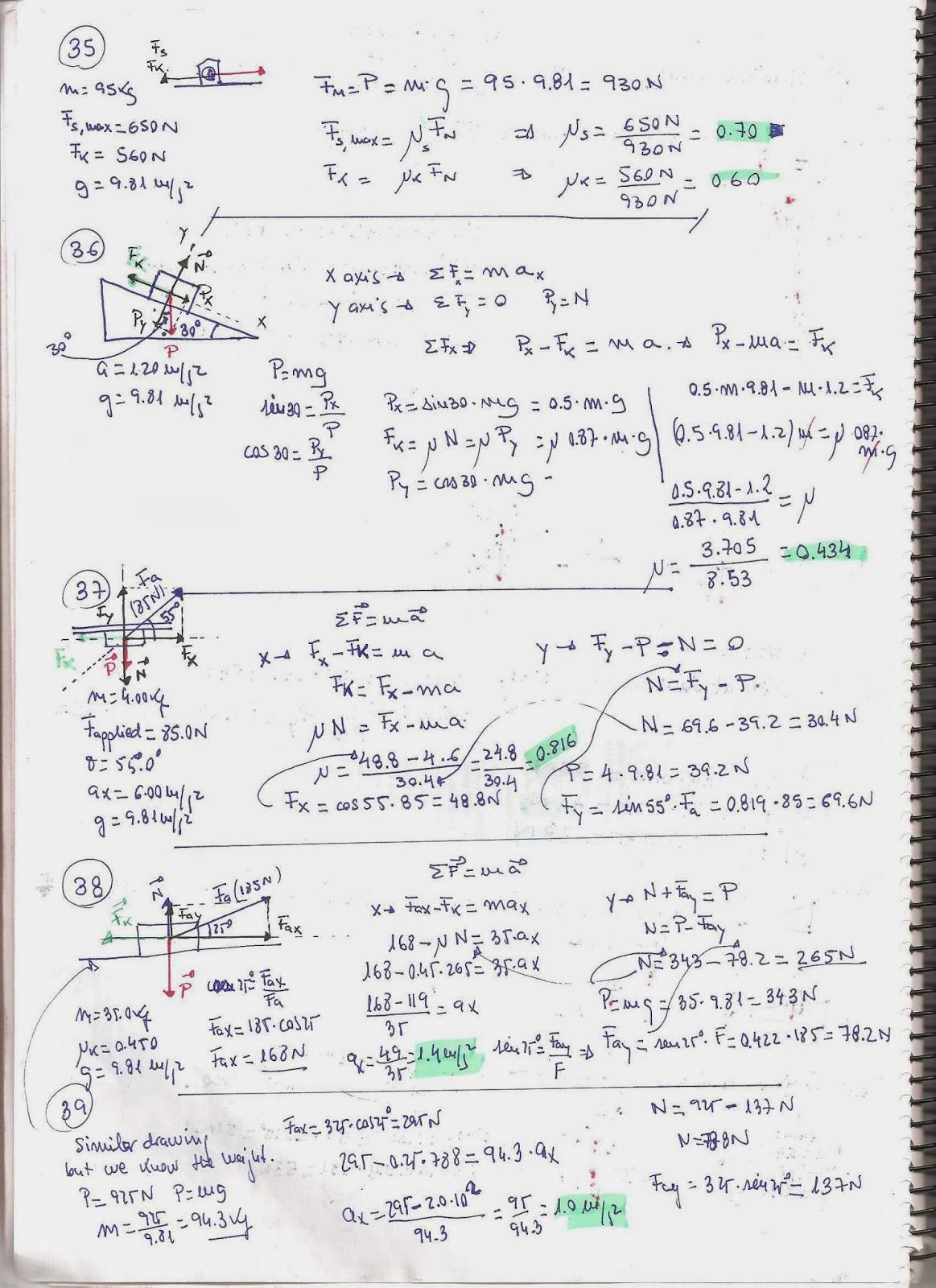 worksheet Centripetal Force Worksheet worksheet 4 solutions physics and chemistry doctor solutions