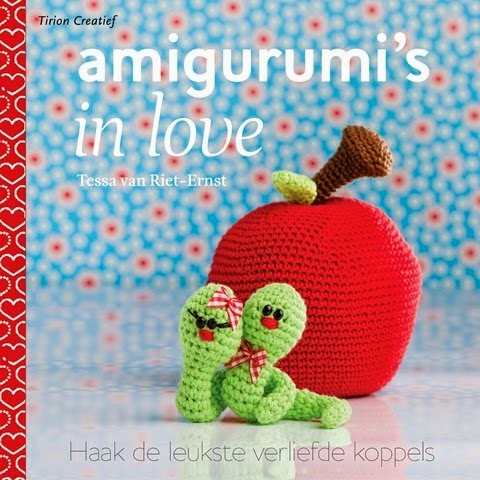 Amigurumi's  in love, june 2014.