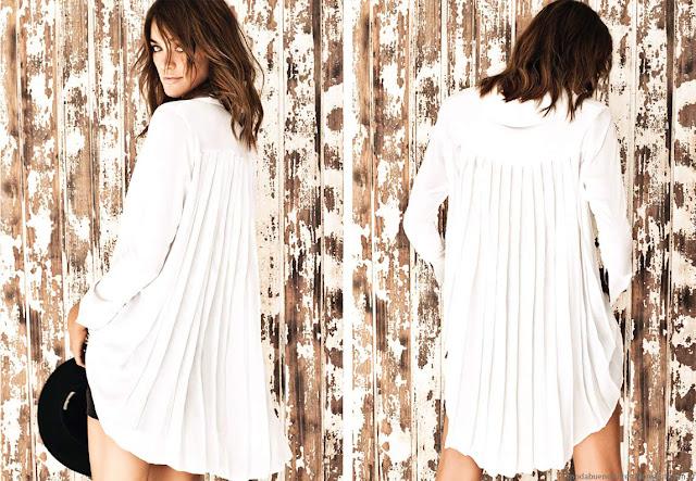 Moda ropa de mujer. tendencias de moda verano 2016 Argentina.