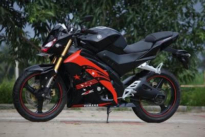 Modifikasi Motor: Info Modification New Yamaha Vixion