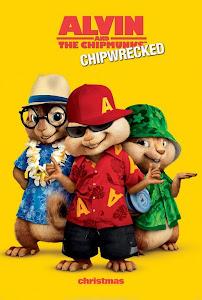 Ban Nhạc Sóc Chuột 3 - Alvin And The Chipmunks 3: Chipwrecked poster