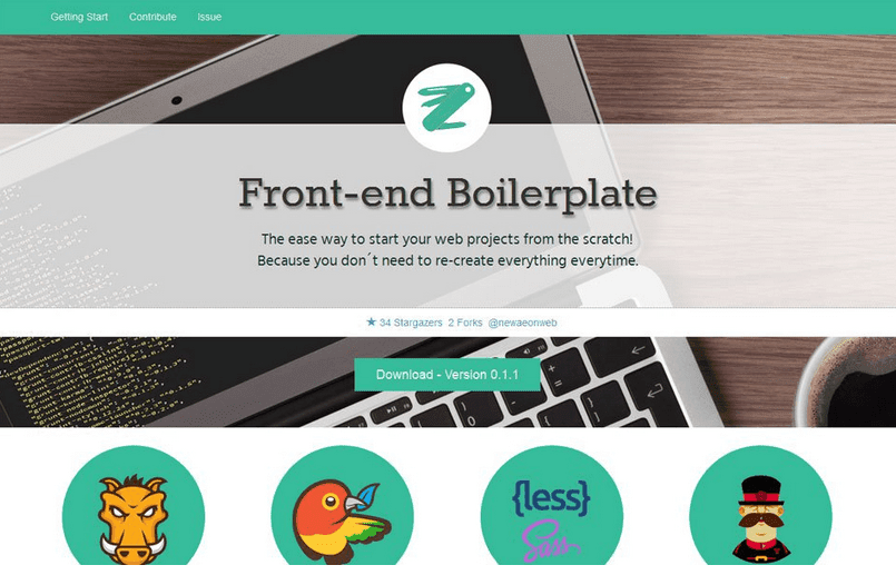 Frontend Boilerplate