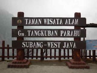 Tangkuban Perahu