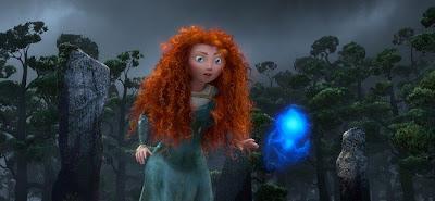 Merida, la nueva heroína de Brave (Indomable), lo nuevo de Pixar