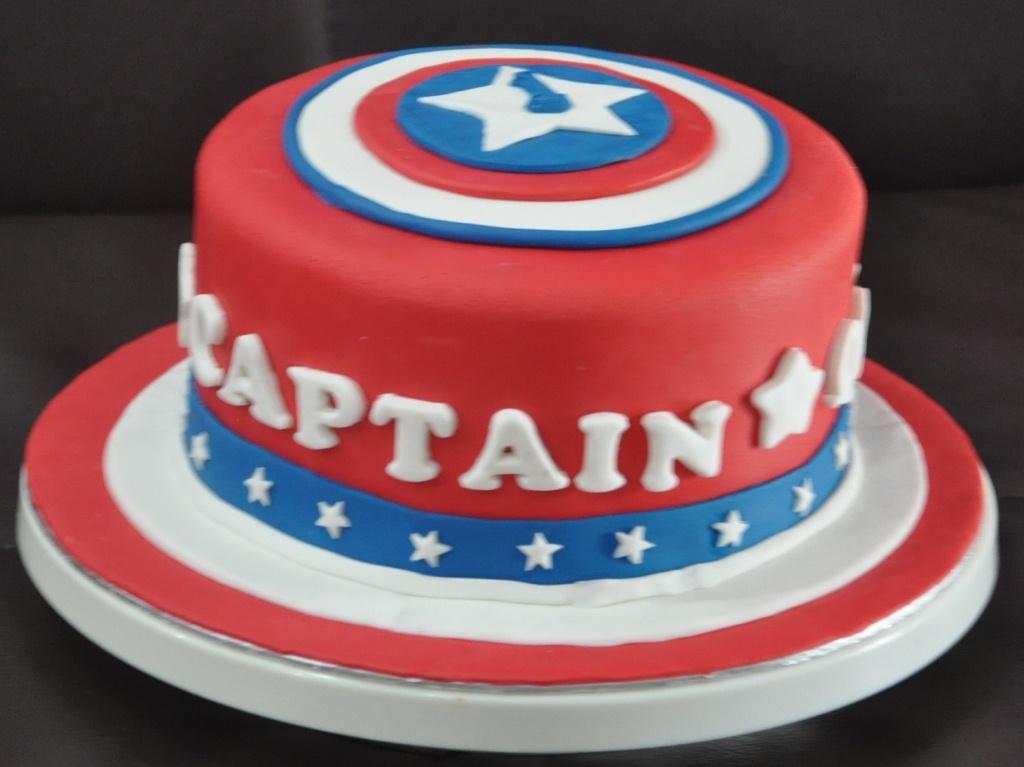 Cakes And Cupcakes Johor Bahru Fondant Birthday Cake Qaizer
