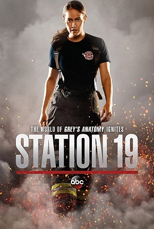 Station 19 - 1ª Temporada Completa Séries Torrent Download capa