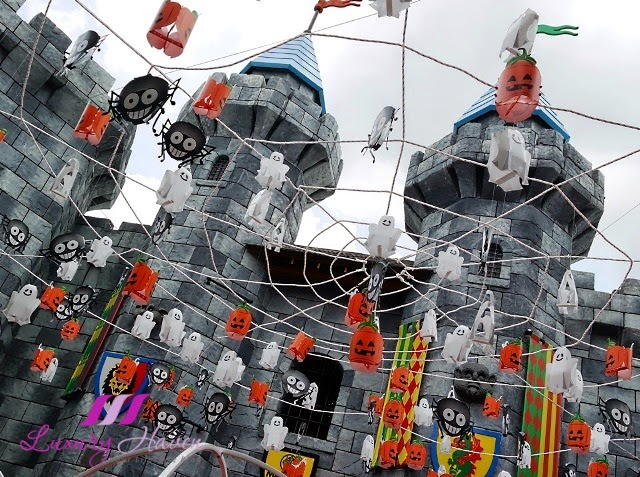 legoland malaysia resort theme park lego kingdom halloween