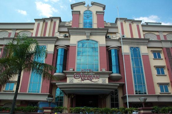 Olympic Hotel, Mangga Besar, Jakarta