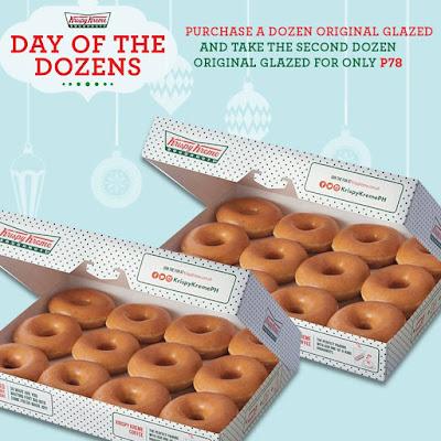 Mark your calendars! Krispy Kreme's Day of the Dozens