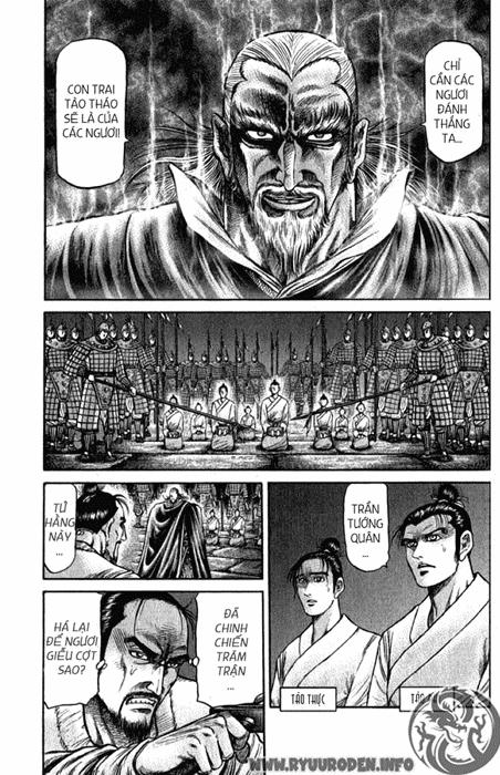 Chú Bé Rồng - Ryuuroden chap 97 - Trang 16