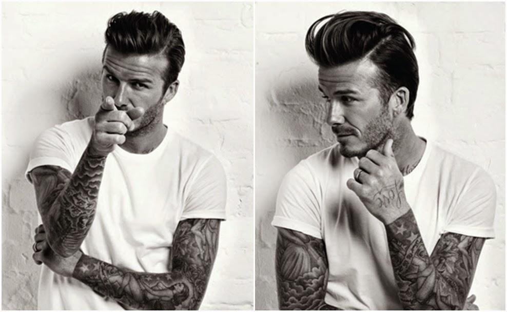 Pakai Minyak Rambut Pomade Kamu juga bisa jadi sekeren Beckham