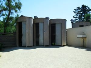 Wheelchair Travel -  Parc Ornithologique, Camargue Easy Access Paths & Disabled Eco Toilet