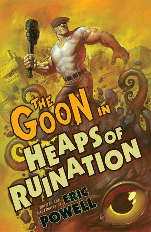 Review: The Goon Volume 3 Heaps of Ruination