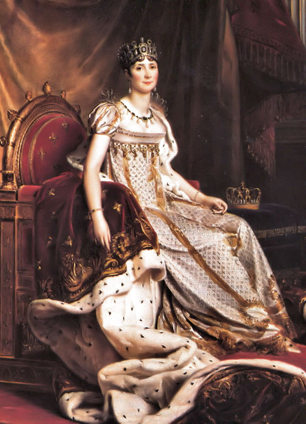 Enchanted by Josephine - ART & HISTORY Salon: PAULINE AND ... Josephine S