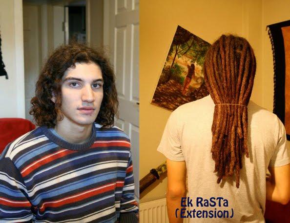 Ek RaSTa (Sentetik saç ile)