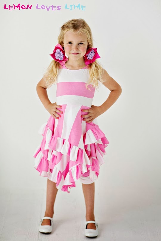 Cute Clothes For 7 Yr Old Girls And you can win a pink dress